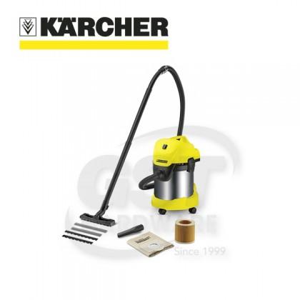KARCHER WD3 PREMIUMWET & DRY VACUUM CLEANER