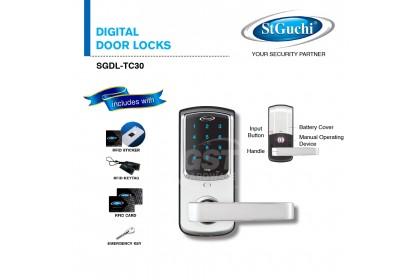 SGDL-TC30 St Guchi Smart Digital Door Lock   St Guchi Look   St Guchi Door Lock   St Guchi Digital Lock   St Guchi Smart Look