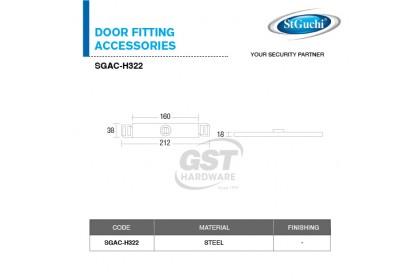 ST GUCHI SGAC-H322 ROLLER SHUTTER LOCK