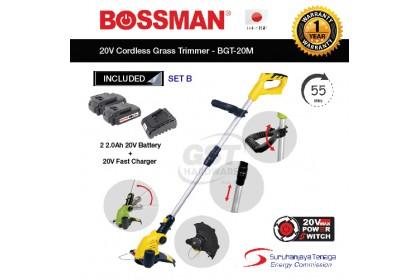 Bossman 20V Cordless Grass Trimmer - BGT-20M
