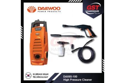 Daewoo High Pressure Water Jet Cleaner DAX65-100